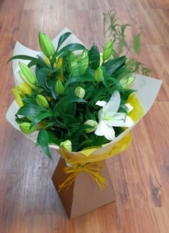 Lily Lover Bouquet